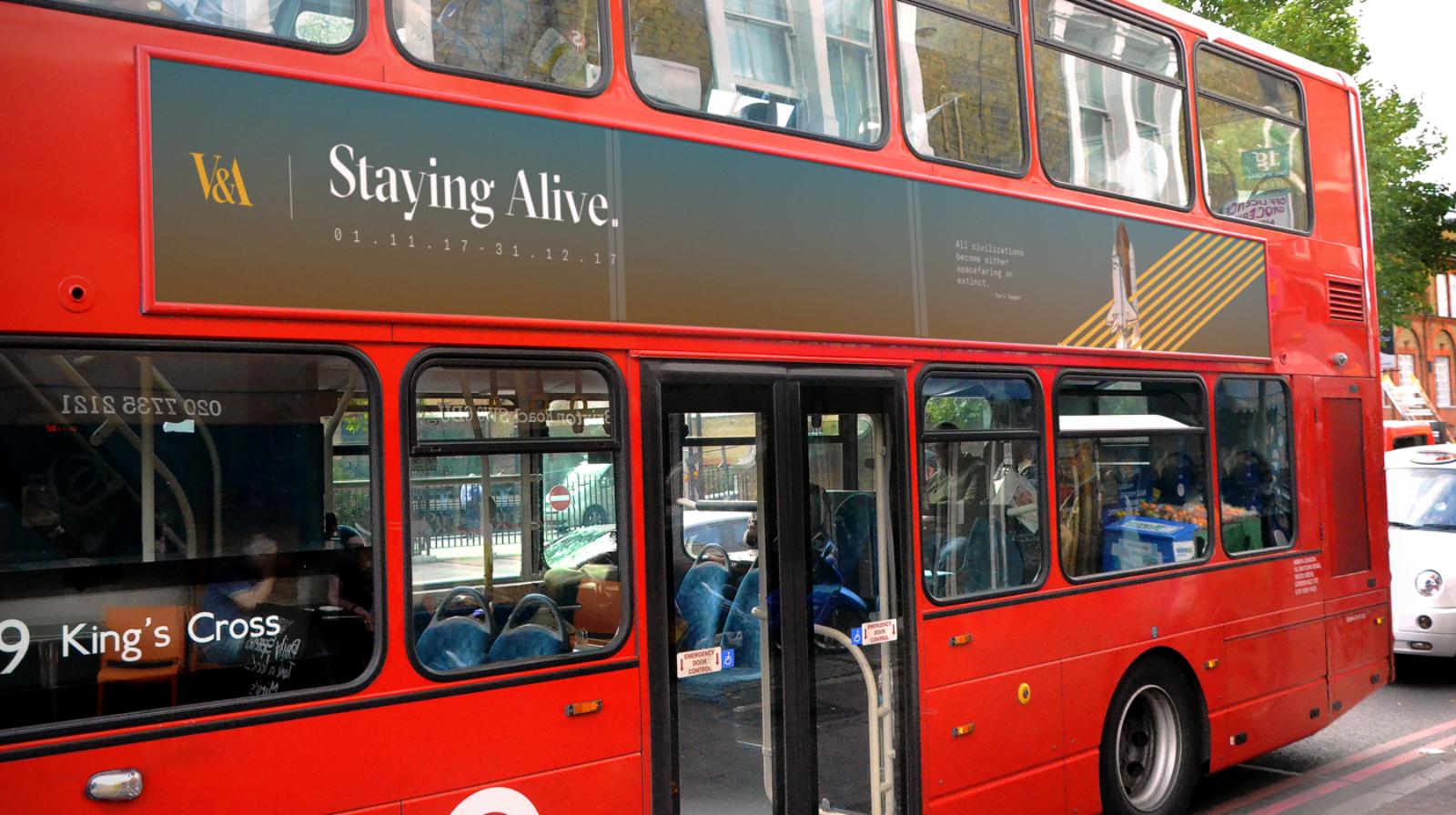 Bus alternative layout.